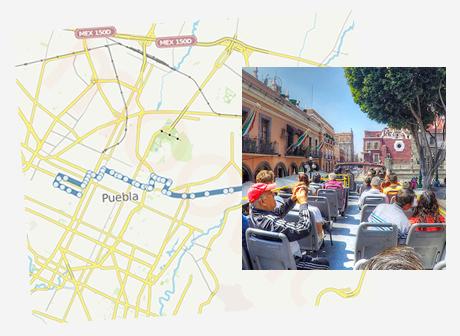 Mapas y rutas