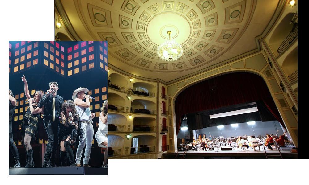 Teatro y música